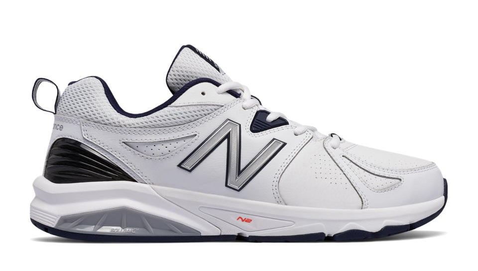 35f25c554624a NEW BALANCE- MEN'S STABILITY CROSS TRAINER – Bigley Shoes and Clothing
