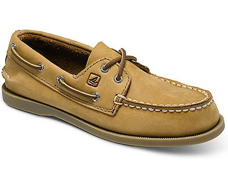 SPERRY- BIG KIDS AUTHENTIC ORIGINAL BOAT SHOES