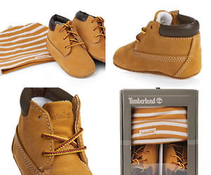 TIMBERLAND- BABY BOOT 'N HAT