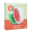 SUNNYLIFE- XL INFL. BEACH BALL WATERMELON