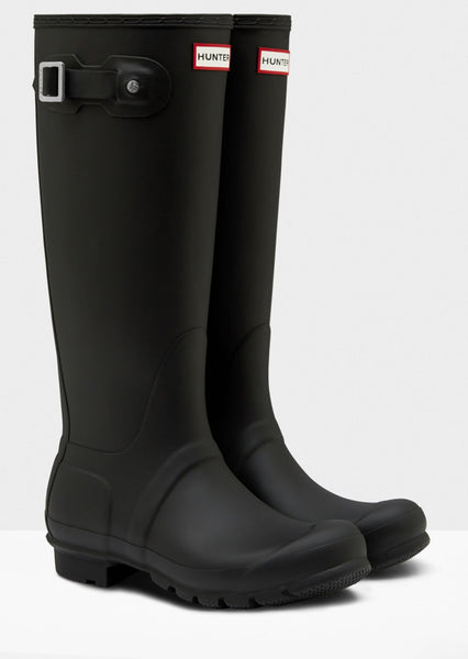HUNTER- WOMEN'S ORIGINAL TALL INSULATED RAIN BOOTS