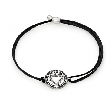 ALEX AND ANI- Token Of Love Pull Cord Bracelet