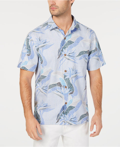 TOMMY BAHAMA- SOUTH PACIFIC PARADISE ISLANDZONE CAMP SHIRT