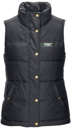 L.L. BEAN- WOMEN'S MOUNTAIN CLASSIC DOWN VEST