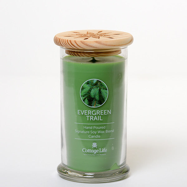 EVERGREEN TRAIL 16OZ - COTTAGE LIFE WEEKEND COLLECTION