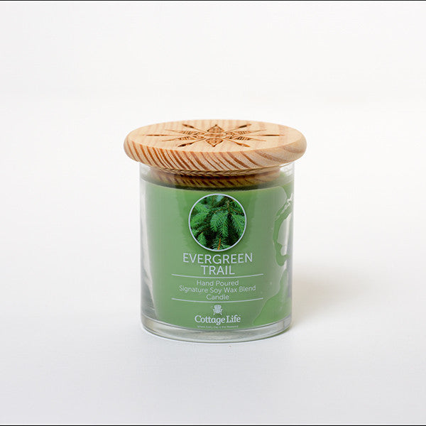 EVERGREEN TRAIL 8 OZ - COTTAGE LIFE WEEKEND COLLECTION