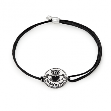 ALEX AND ANI- You Hold My Heart Pull Cord Bracelet