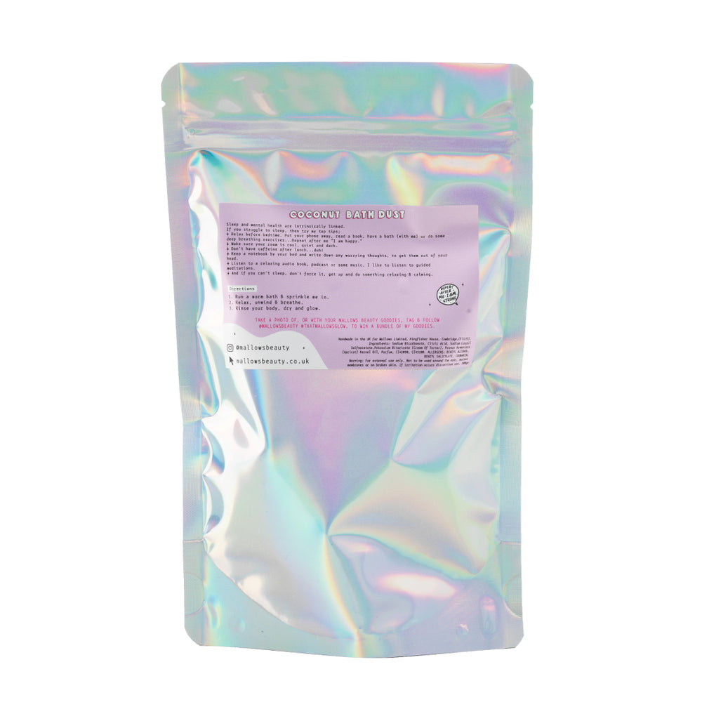 Coconut Bath Dust - Large