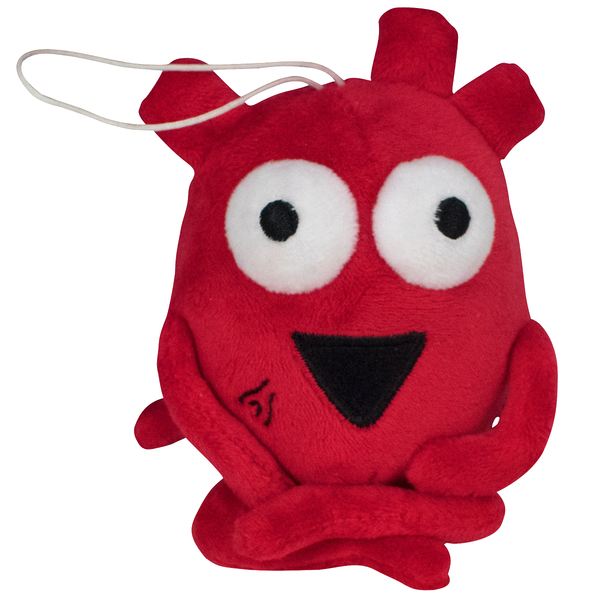 Heart Mini Plushie