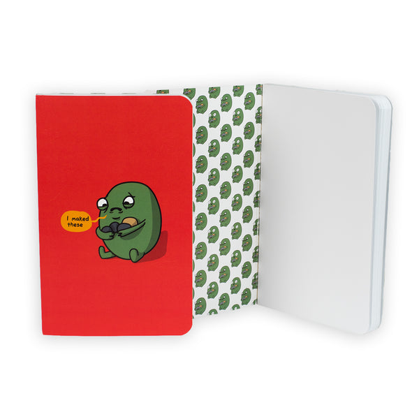 Sad Gallbladder Notebook