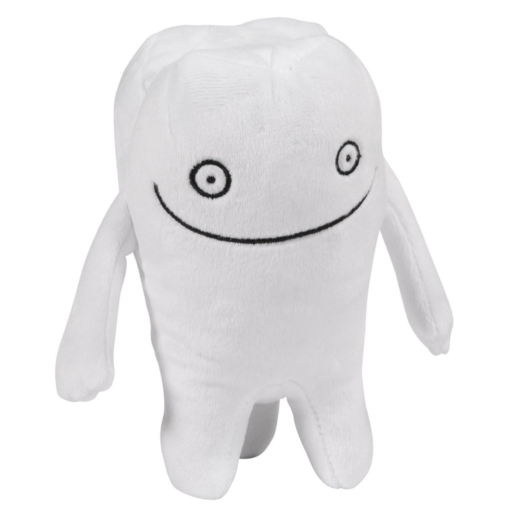 Special Edition Tooth Plushie with Tooth Fairy Pocket