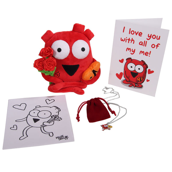 Valentine's Day Heart Gift Pack - Limited Edition