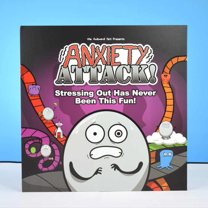 Anxiety Attack! Board Game