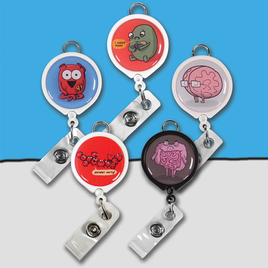 Badge Reel Bundle #1