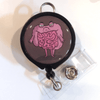 Bowels ID Badge Reel