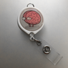 Brain ID Badge Reel