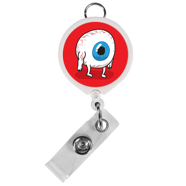 Eye ID Badge Reel