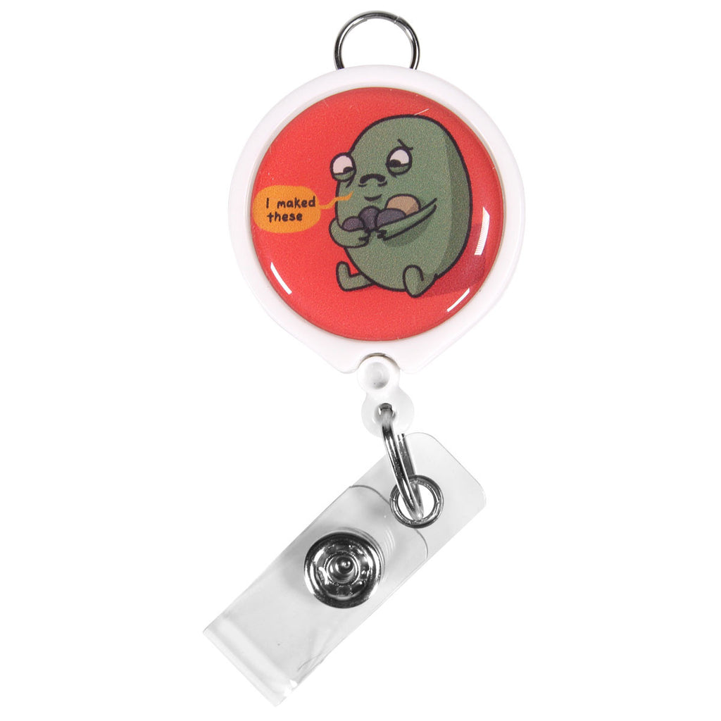 Gallbladder ID Badge Reel