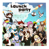 Launch Party Webcomics Anthology