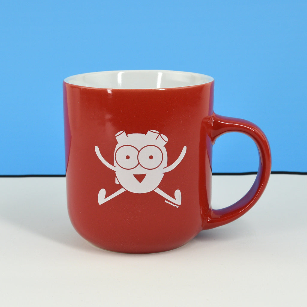 Leaping Heart Mug