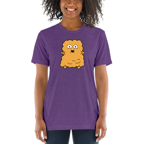 Happy Fat - Short sleeve unisex t-shirt