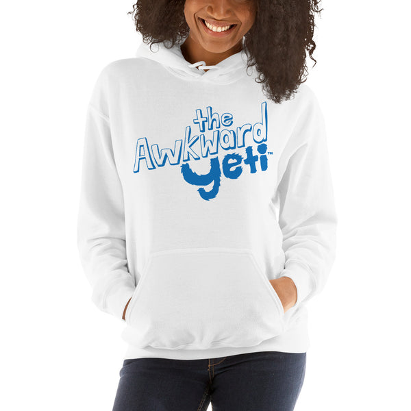The Awkward Yeti Hooded Sweatshirt