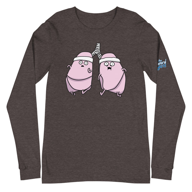 Lungs Long Sleeve Shirt