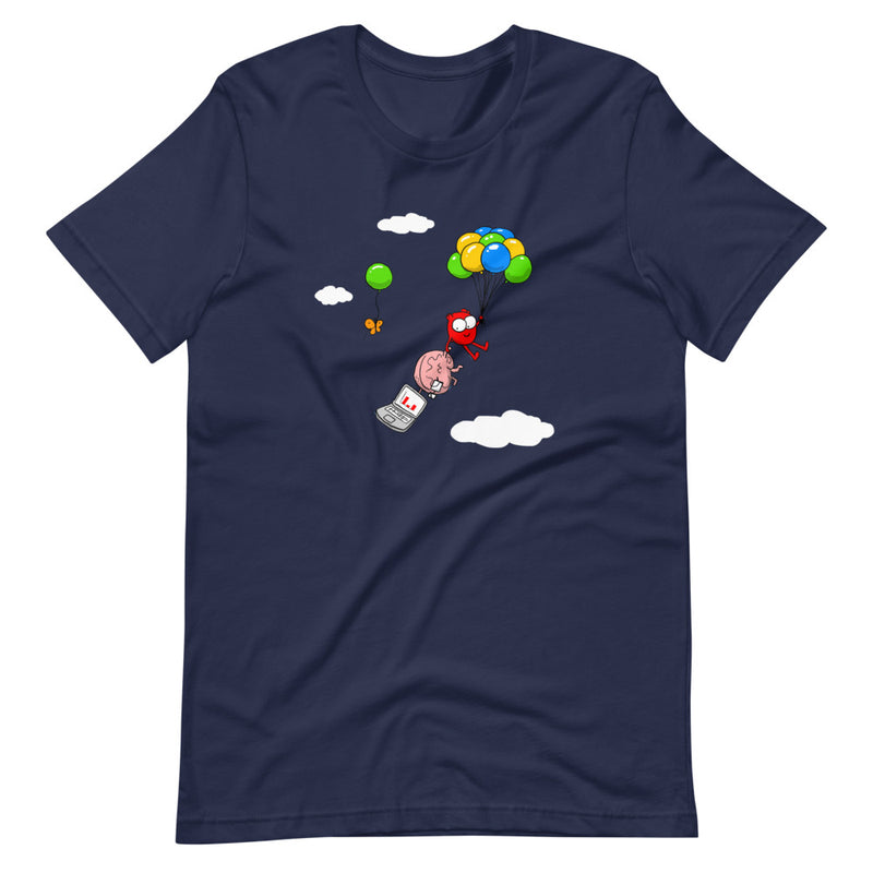 Float On Short-Sleeve Unisex T-Shirt