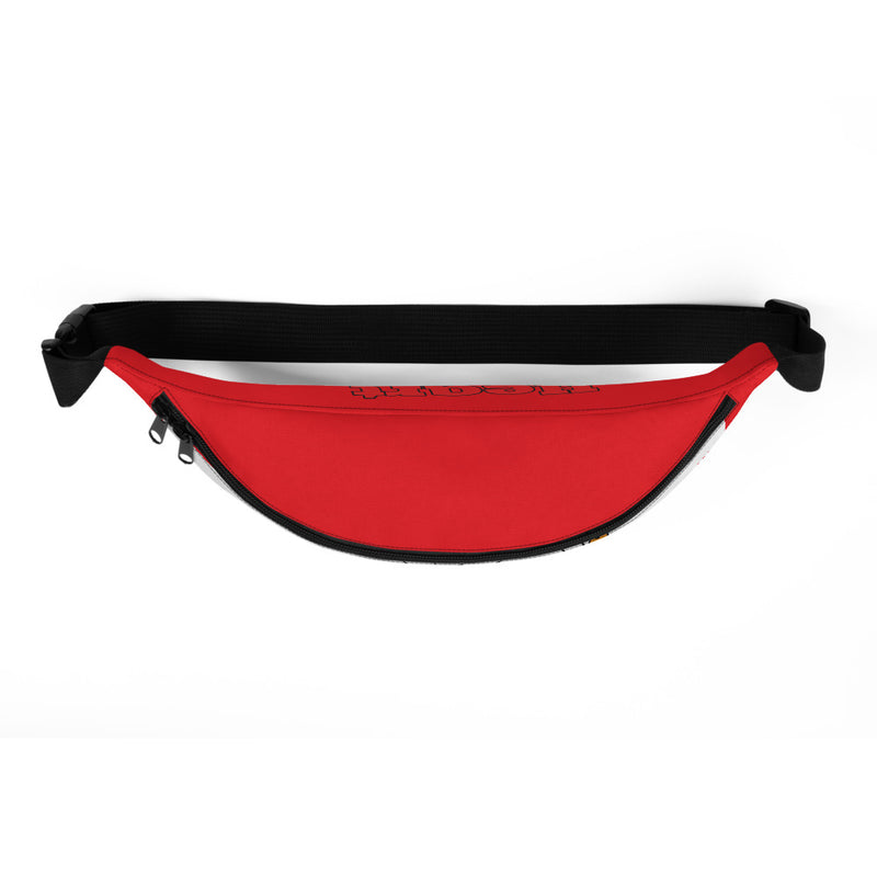 Heart and Brain Fanny Pack