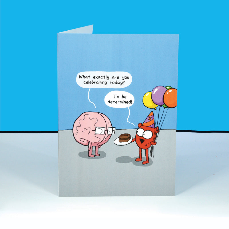 There's Always a Reason to Celebrate Greeting Card