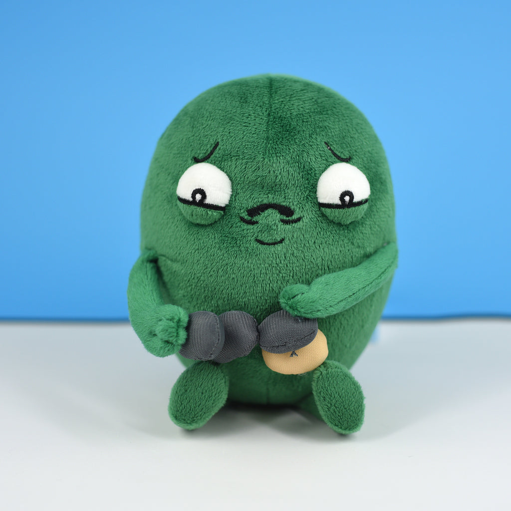 Sad Gallbladder Plushie