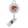 Skin ID Badge Reel