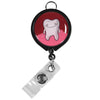 Tooth ID Badge Reel