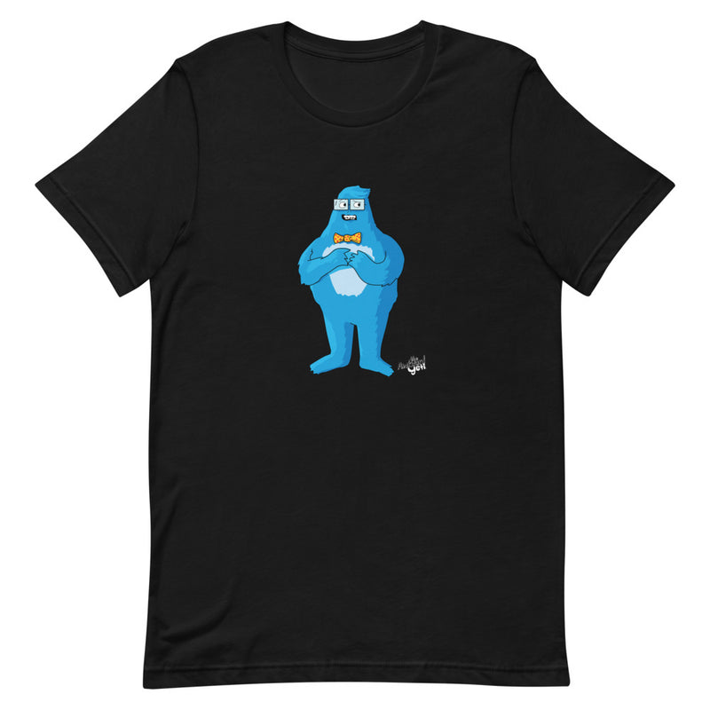 Lars The Awkward Yeti Short-Sleeve Unisex T-Shirt