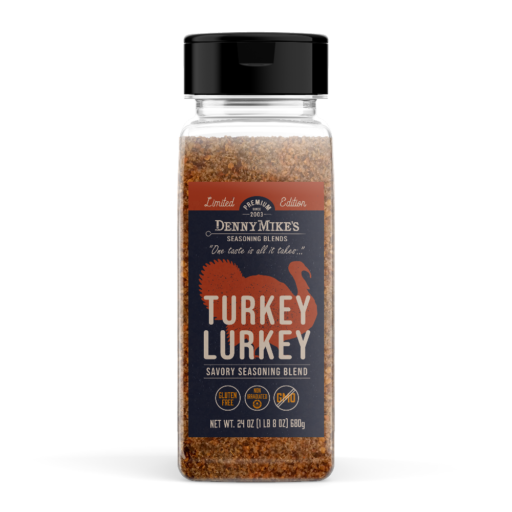 Turkey Lurkey Turkey Seasoning