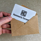 Physical Hammerly Ceramics Gift Card
