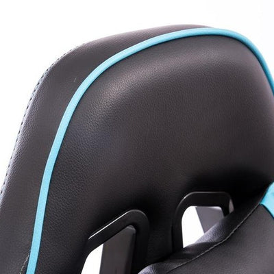 PC Racing Gaming Chair PU Leather Swivel Home Office Chair