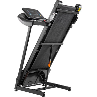 10 MPH Electric Motorized Treadmill with Audio Speakers for Home Gym Folding Running Machine