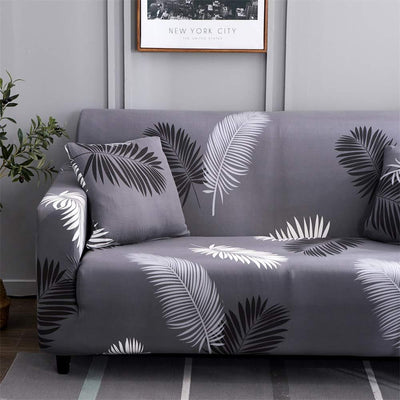 Sofa Covers Stretch Couch Pattern Slipcover Sectional Furniture Protector