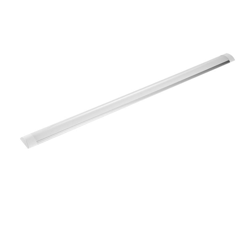 40w LED Fluorescent Tube Lamp Wall Lights Ceiling Light Natural White 2800k-6000k 4800lm 120cm