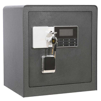 Safety Deposit Box Led Lock Security Home Safe Box