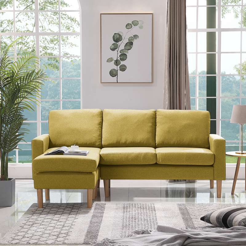 Morden Living Room Sectional Sofa Set