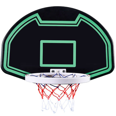 Family Basketball Trampoline with Safety Enclosure Net Ladder 12FT 14FT 15FT 16FT