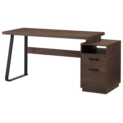 Home Office Computer Desk with Drawers Writing Study Table