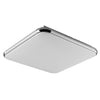 Waterproof LED Square Flush Ceiling Lights Energy Saving Dimmable 12W-72W