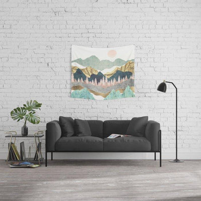 Summer Vista Wall Tapestry Home Decoration for Bedroom Living Room