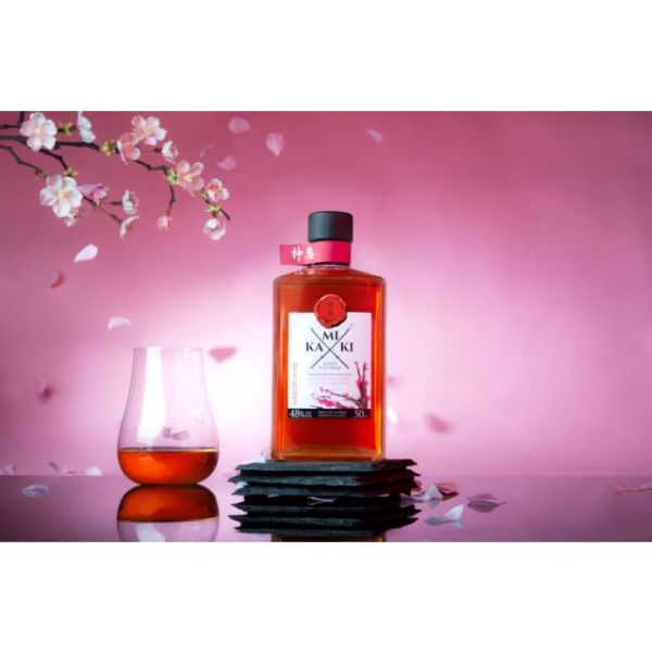 JAPANESE WHISKY AGED IN CHERRY TREE WOOD LAUNCHED