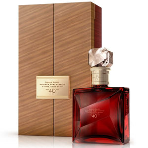 Johnnie Walker Master's Ruby Reserve 40 Years Old 70cl | 43%