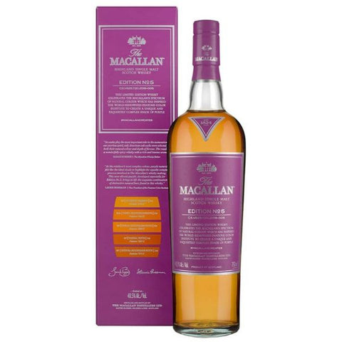 Macallan Edition No.5. 70cl | 48.5%