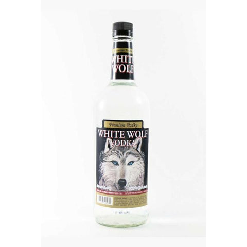 White Wolf Vodka 100cl | 40%